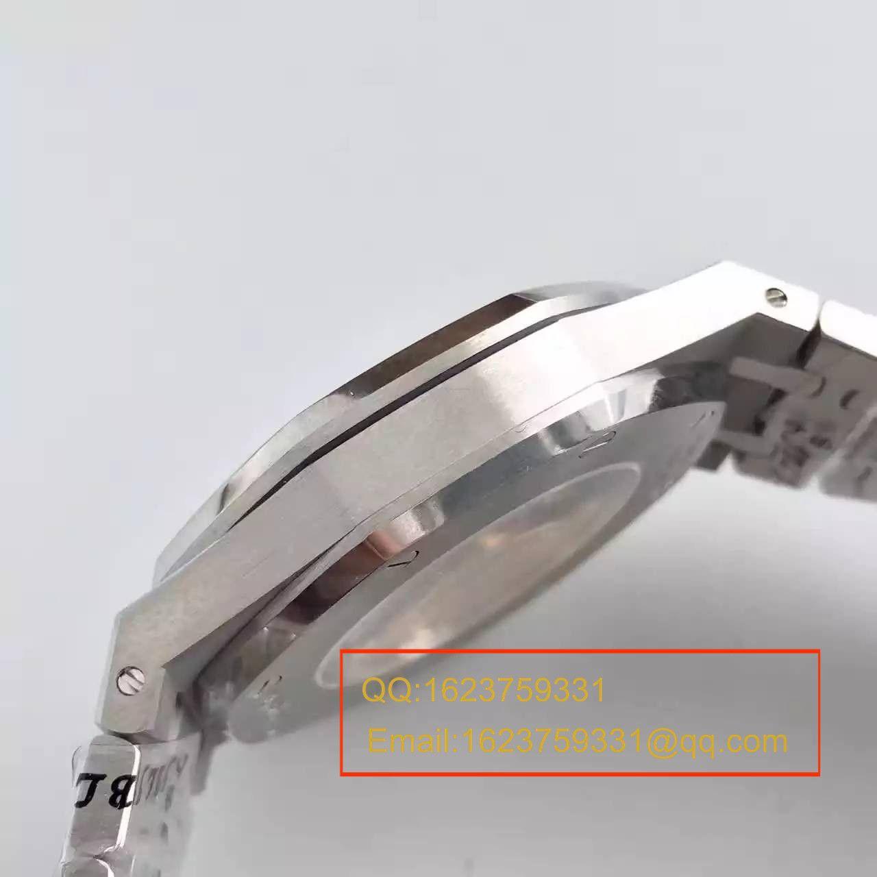 【JF厂一比一超A精仿手表】爱彼皇家橡树系列15451ST.ZZ.D011CR.01男女中性腕表 / AP115
