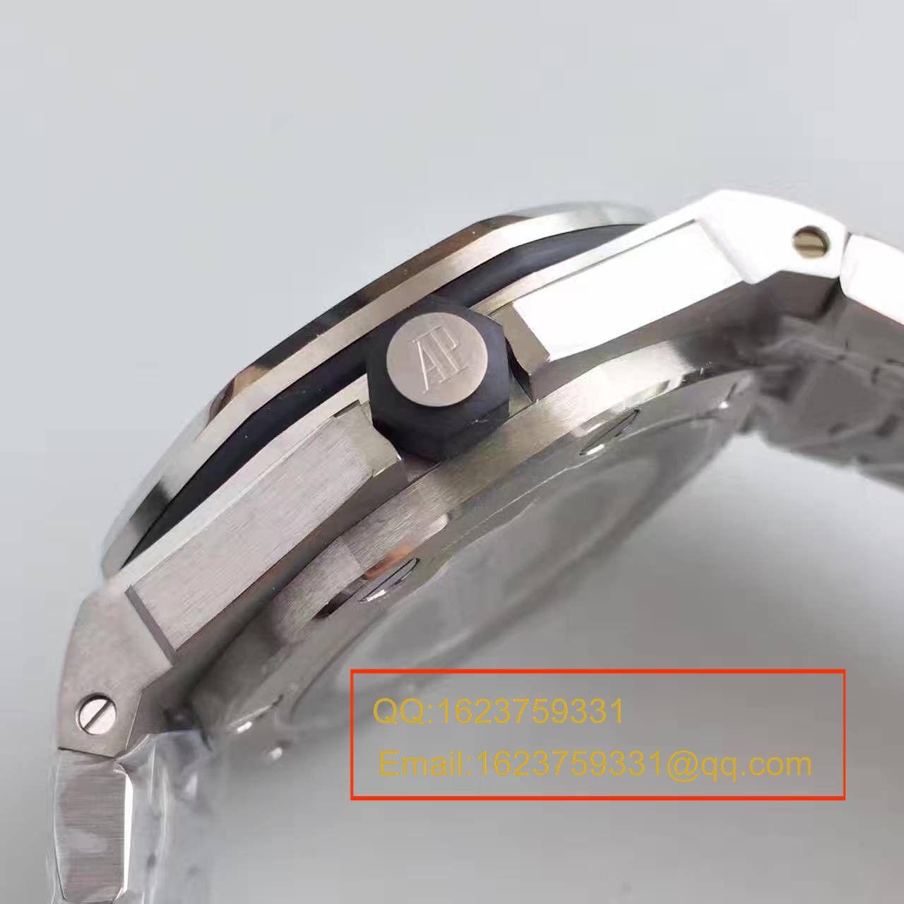 【JF厂1:1高仿手表】爱彼皇家橡树离岸型系列15710ST.OO.A002CA.02腕表《钢带款》 / AP057B
