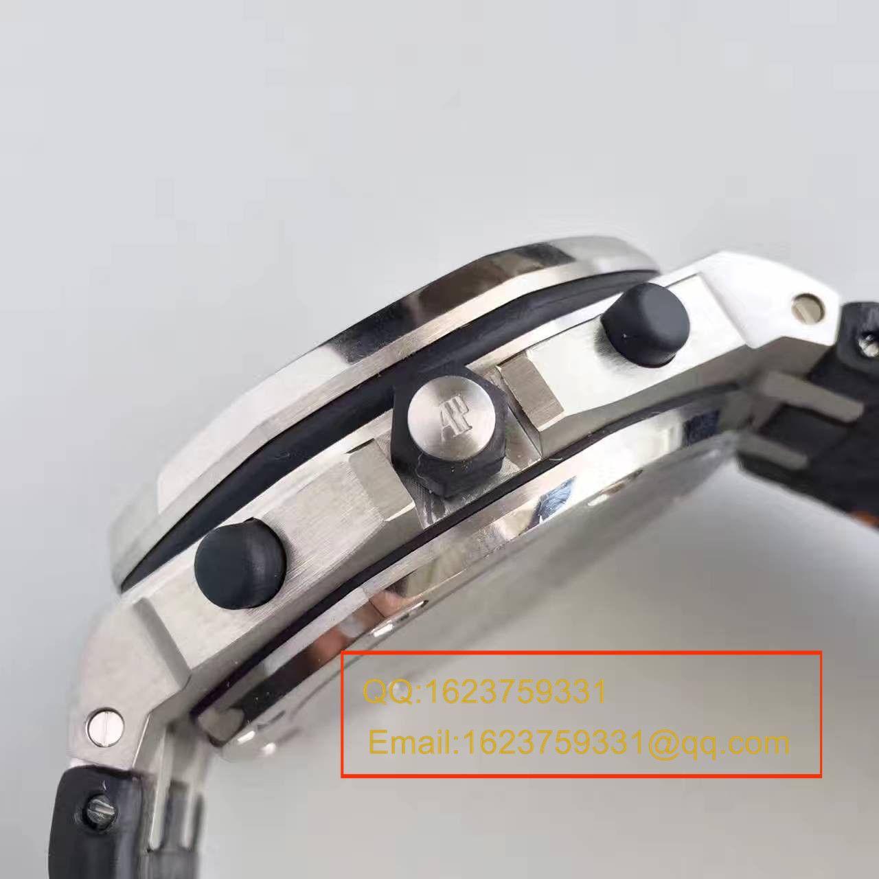 【JF厂1:1精仿手表】爱彼皇家橡树离岸型系列《熊猫》26170ST.OO.D101CR.02腕表 / AP045