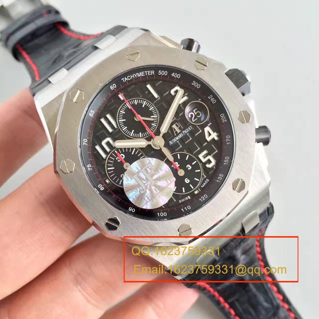 【JF厂一比一超A高仿手表】爱彼皇家橡树离岸型系列25940SK.OO.D002CA.03男士机械手表 / AP038
