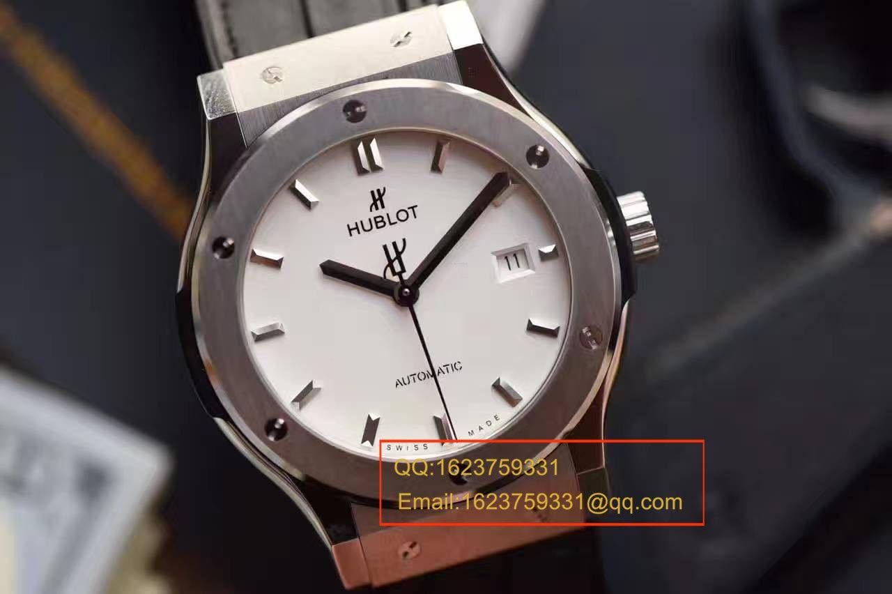 【JJ厂一比一超A精仿手表】宇舶经典融合系列511.ZX.2610.LR腕表 / YBBE046