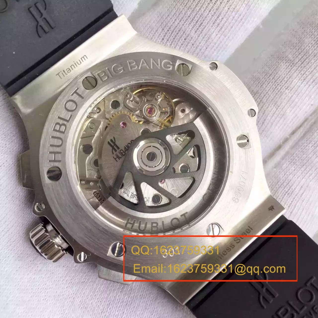 【JF厂一比一高仿手表】宇舶《恒宝》大爆炸STEEL系列341.SX.9010.RX.1704腕表 / YP003