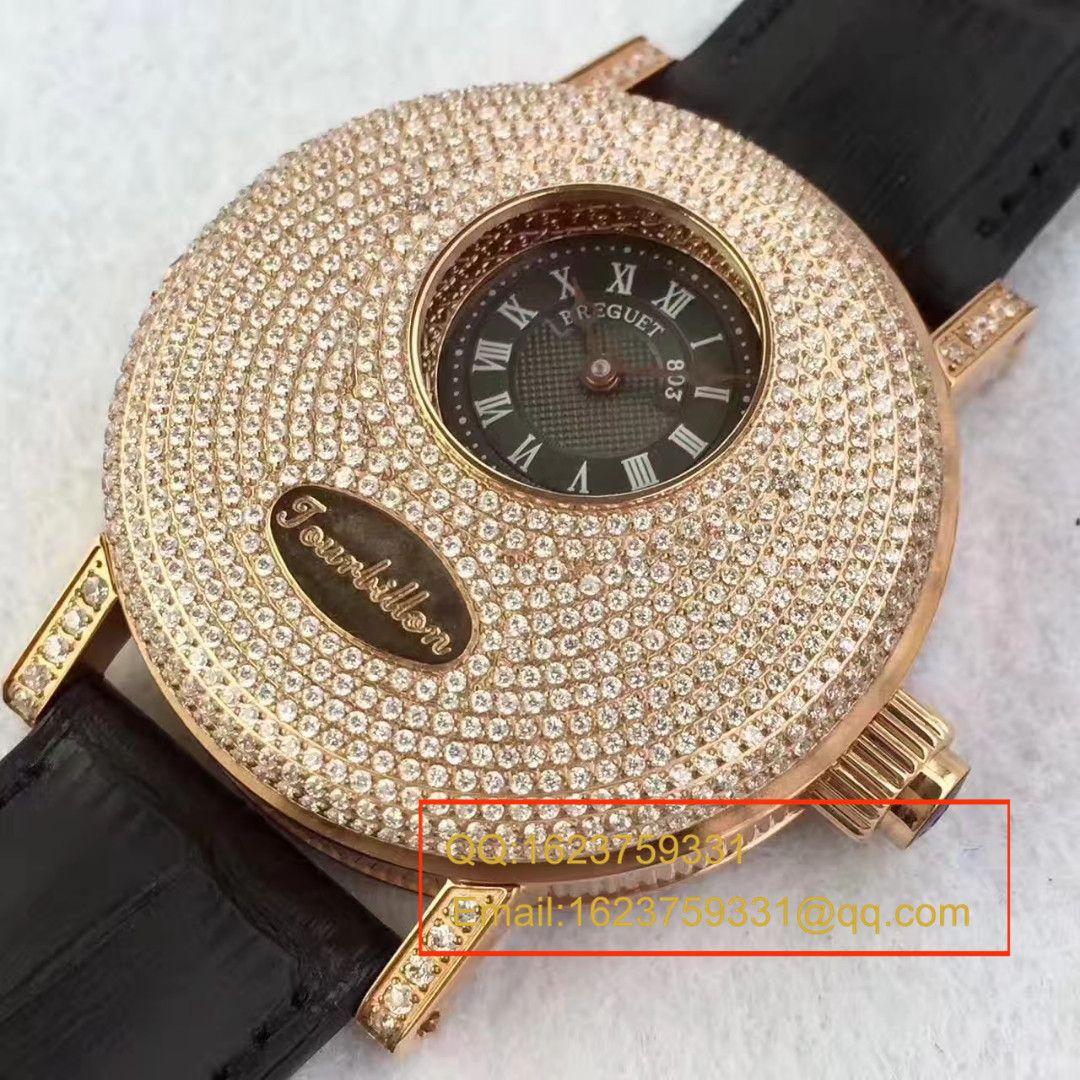 【TF一比一超A高仿手表】宝玑经典复杂系列1808BR/92/9W6 DD00真陀飞轮腕表 / BZ032