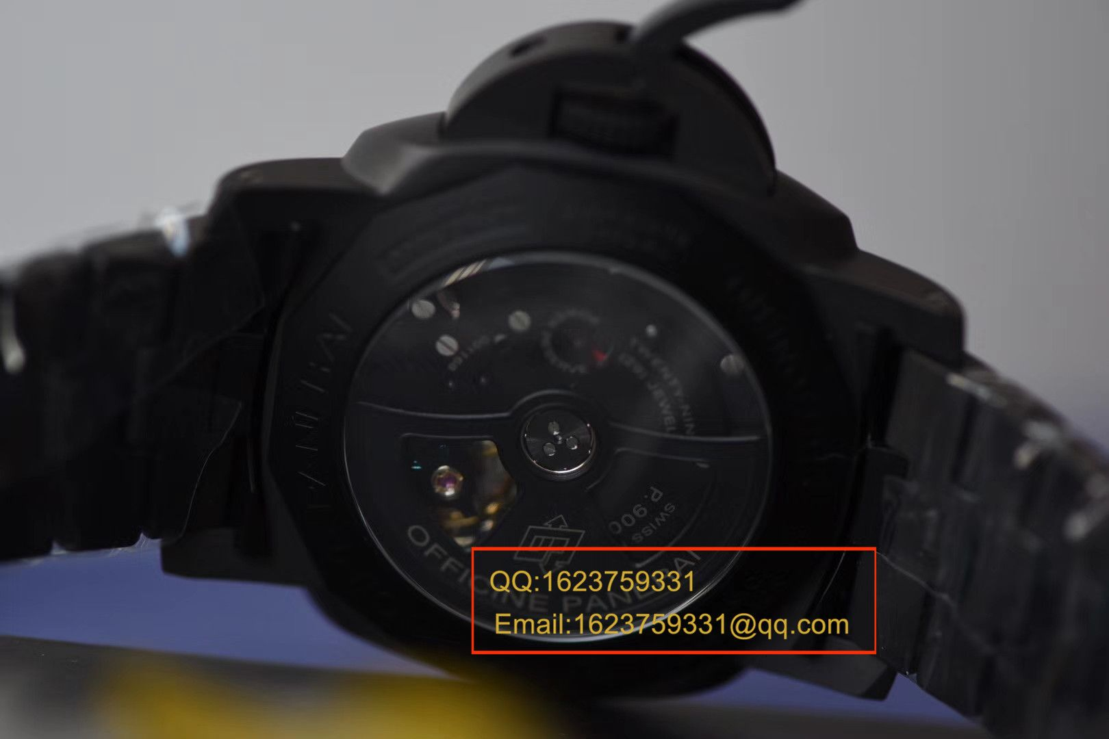 【视频评测VS厂一比一超A高仿手表】沛纳海LUMINOR 1950系列PAM00438全陶瓷腕表 / VSBFPAM00438