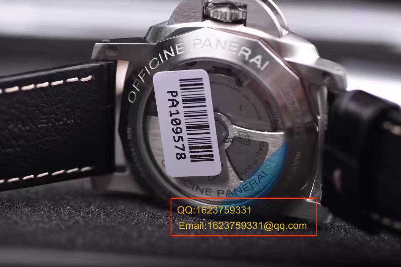 【视频解说】1:1顶级复刻VS搭载真正的P9000机芯-全新PAM00312上市啦,市面最高版本 / VSPAMB0312