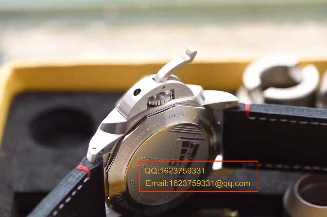 沛纳海美洲杯帆船赛Softbank team Japan特别版,限量款中的限量款-SF厂PAM00732隆重发布 / PAMB00732