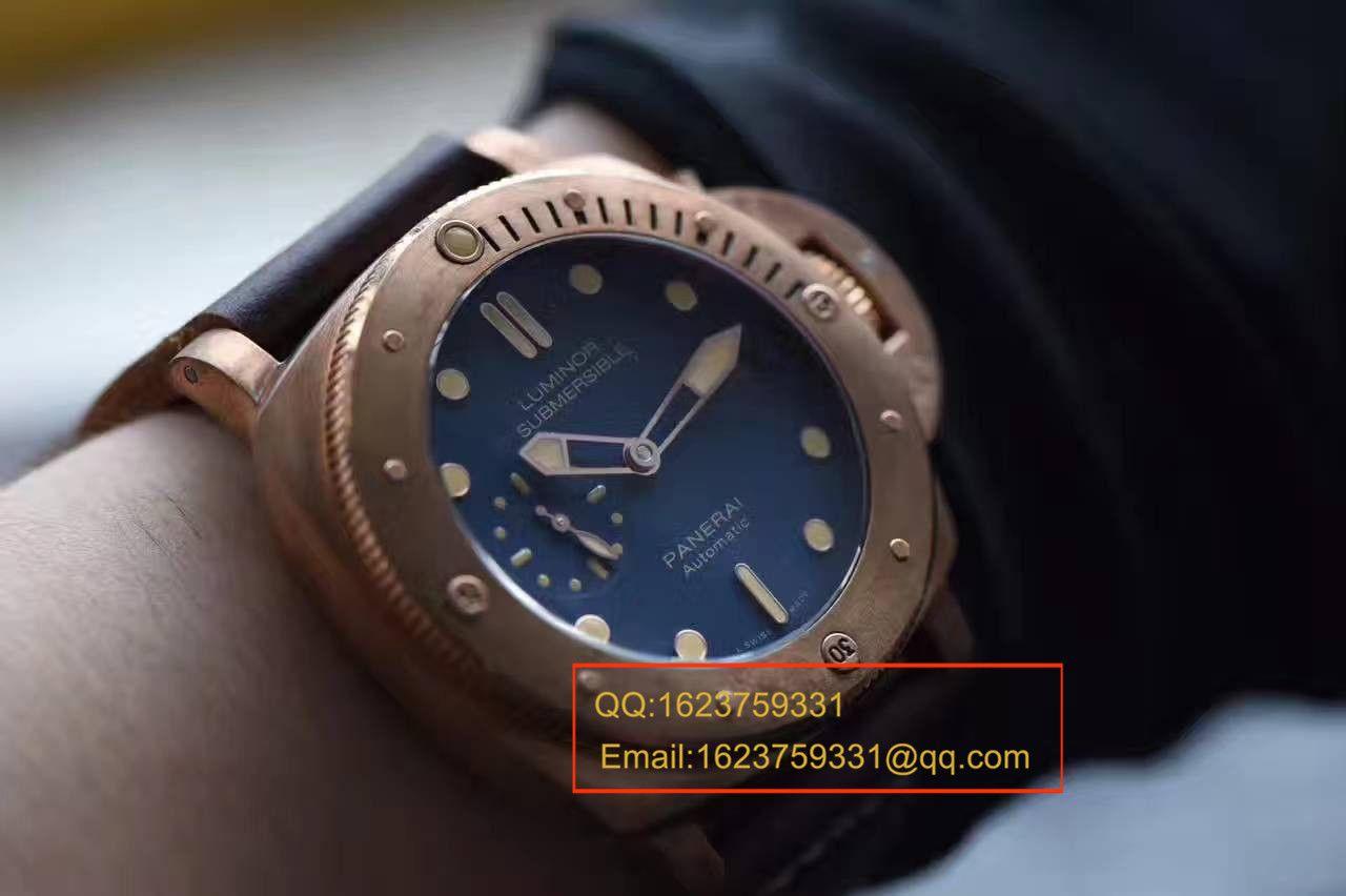 【XF厂顶级复刻手表】沛纳海LUMINOR 1950系列PAM00671腕表 / XFPAMBE00671