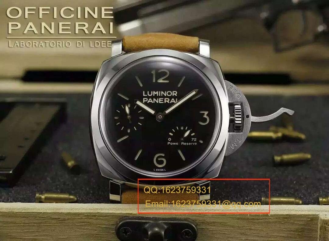 【实拍图鉴赏】沛SF厂1:1超A精仿沛纳海LUMINOR1950系列 PAM00423手表 / PAM00423