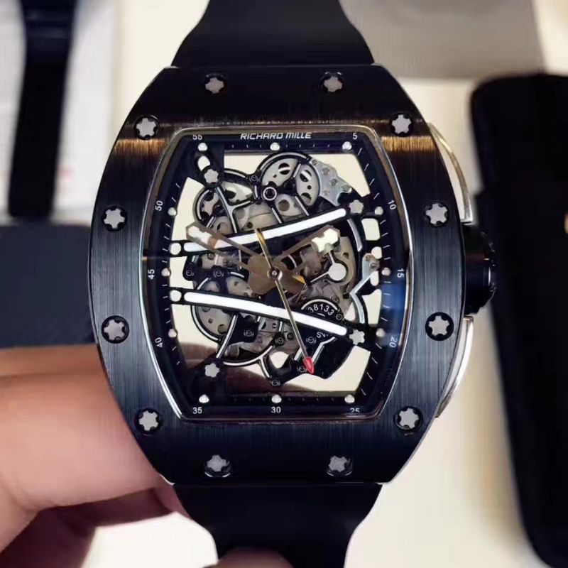 【KV一比一超A高仿手表】理查德.米勒男士系列RM 61-01腕表
