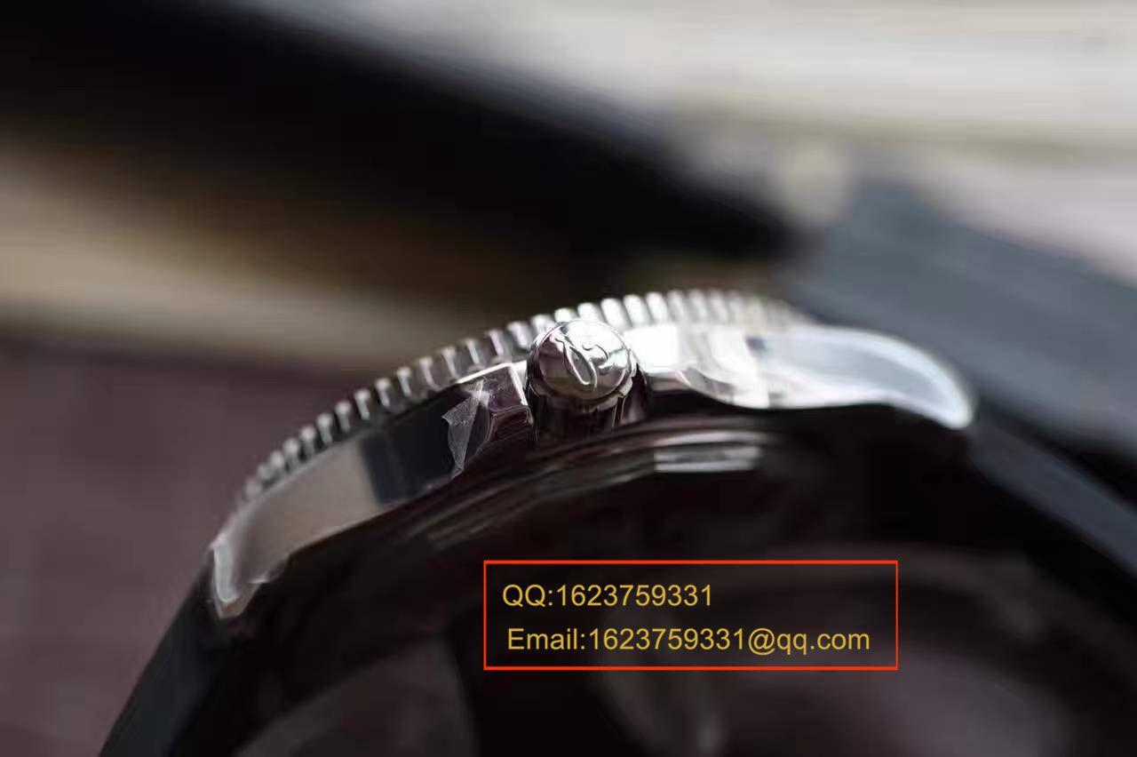 【视频评测N厂一比一精仿手表】百年灵超级海洋二代44CM系列A17392D7/BD68/227S/A20SS.1男表 / BL055