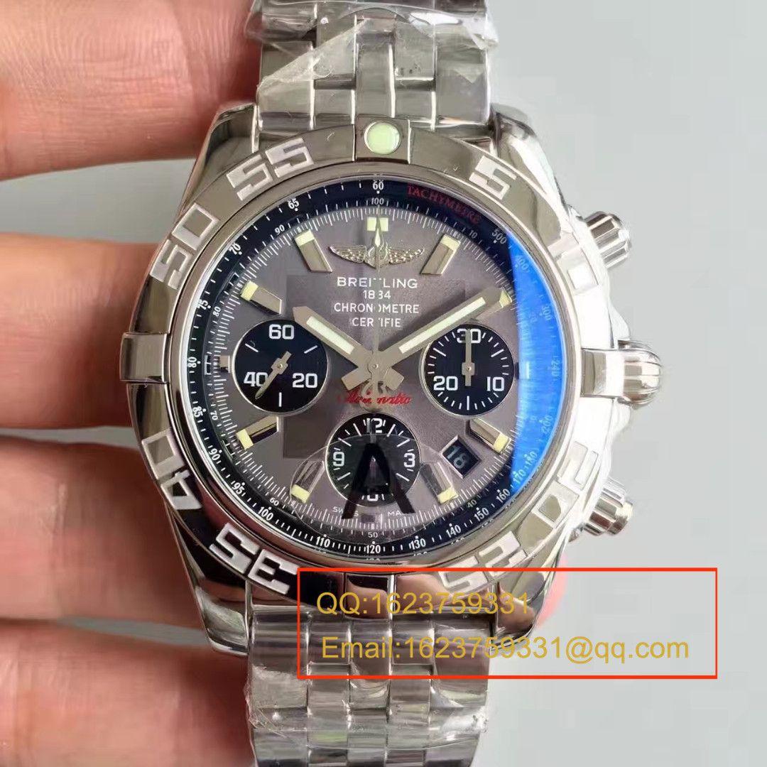 【JF厂超A高仿手表】百年灵Breitling机械计时系列AB011012/F546/375A腕表 / BL006