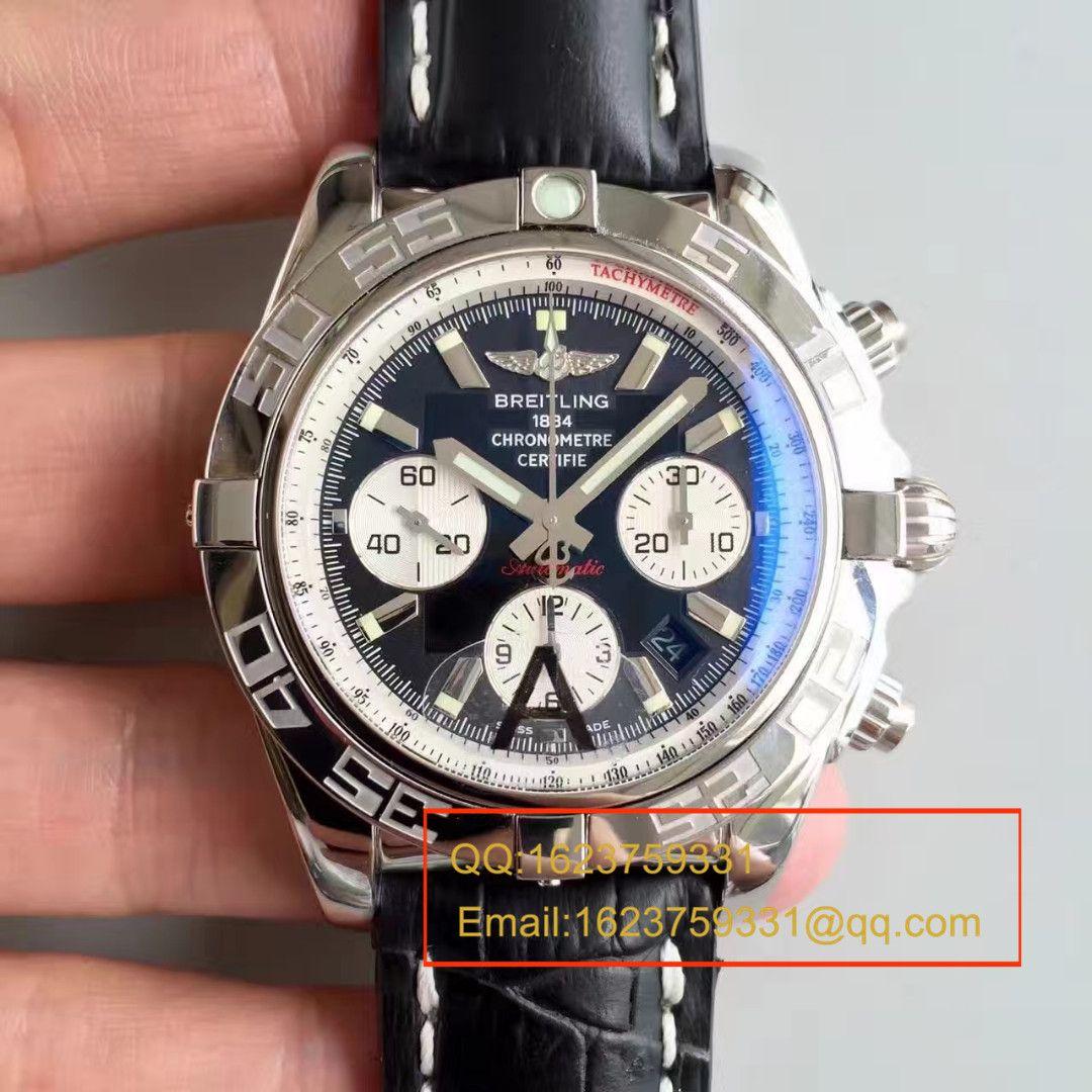 【JF厂一比一复刻手表】百年灵Breitling机械计时系列AB011012/B967/375A腕表 / BL001.1