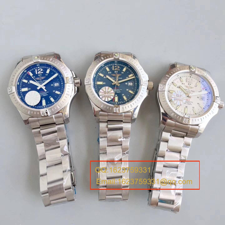 【GF一比一超A高仿手表】百年灵挑战者系列A1738811/BD44/173A腕表 / BLBB023