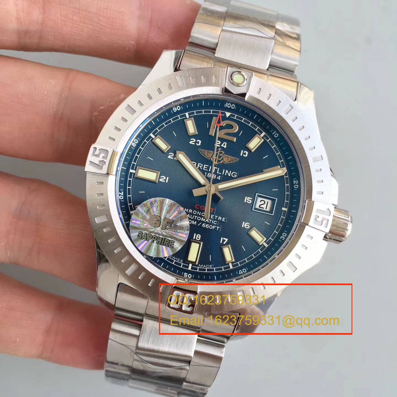 【GF一比一超A精仿手表】百年灵挑战者系列A1738811/C906/211S/A20D.2腕表 / BLBB026