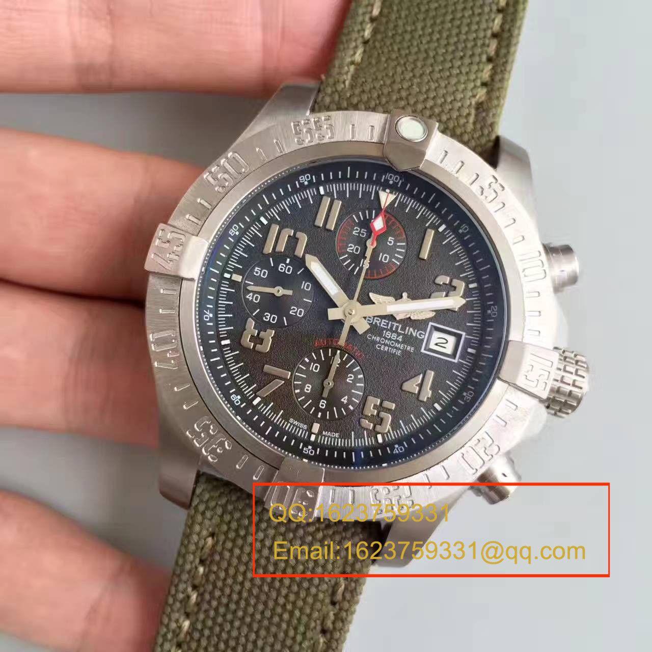 【GF一比一复刻手表】百年灵复仇者系列E1338310/M534/253S/E20DSA.2腕表 / BLBA073