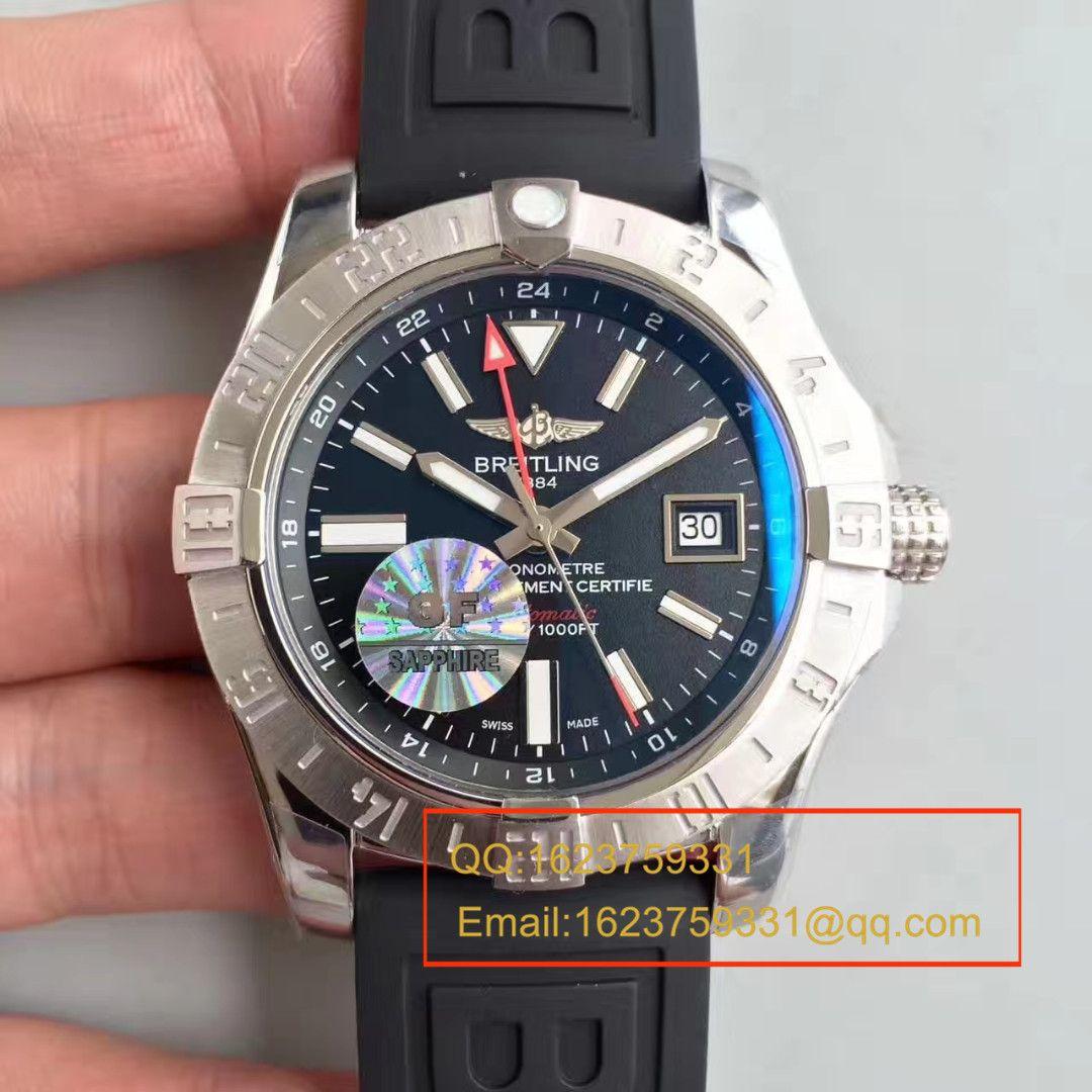【GF厂一比一复刻手表】百年灵 复仇者二代世界时间系列A3239011/BC34/170A腕表 / BL010