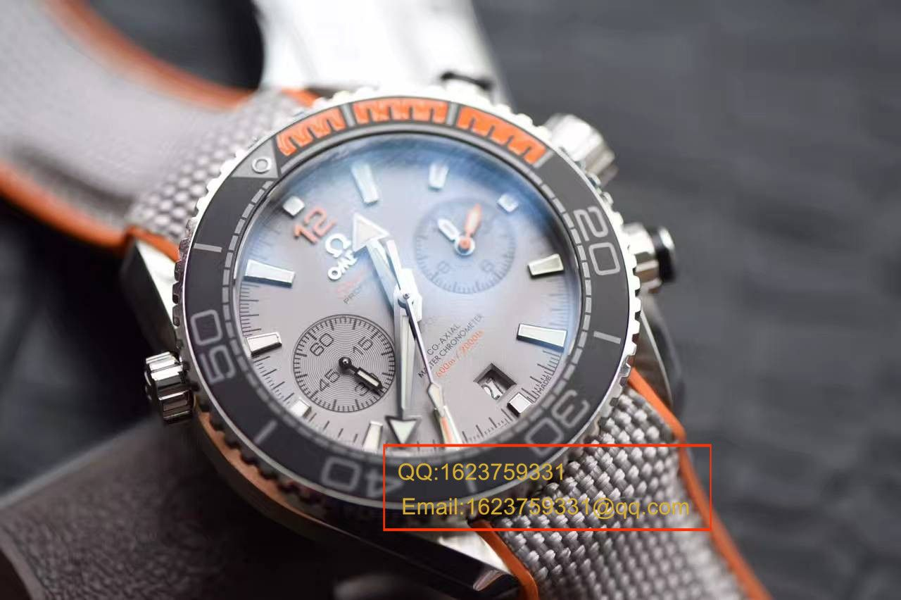 【OM厂一比一高仿手表】欧米茄海马系列宇宙海洋600米215.92.46.51.99.001腕表 / MBE098