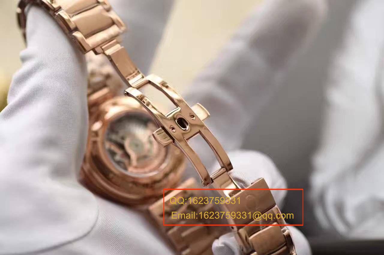 【HBBV6厂一比一精仿手表】欧米茄碟飞系列425.60.34.20.55.001女士机械腕表【欧米茄鸟巢】 / M062