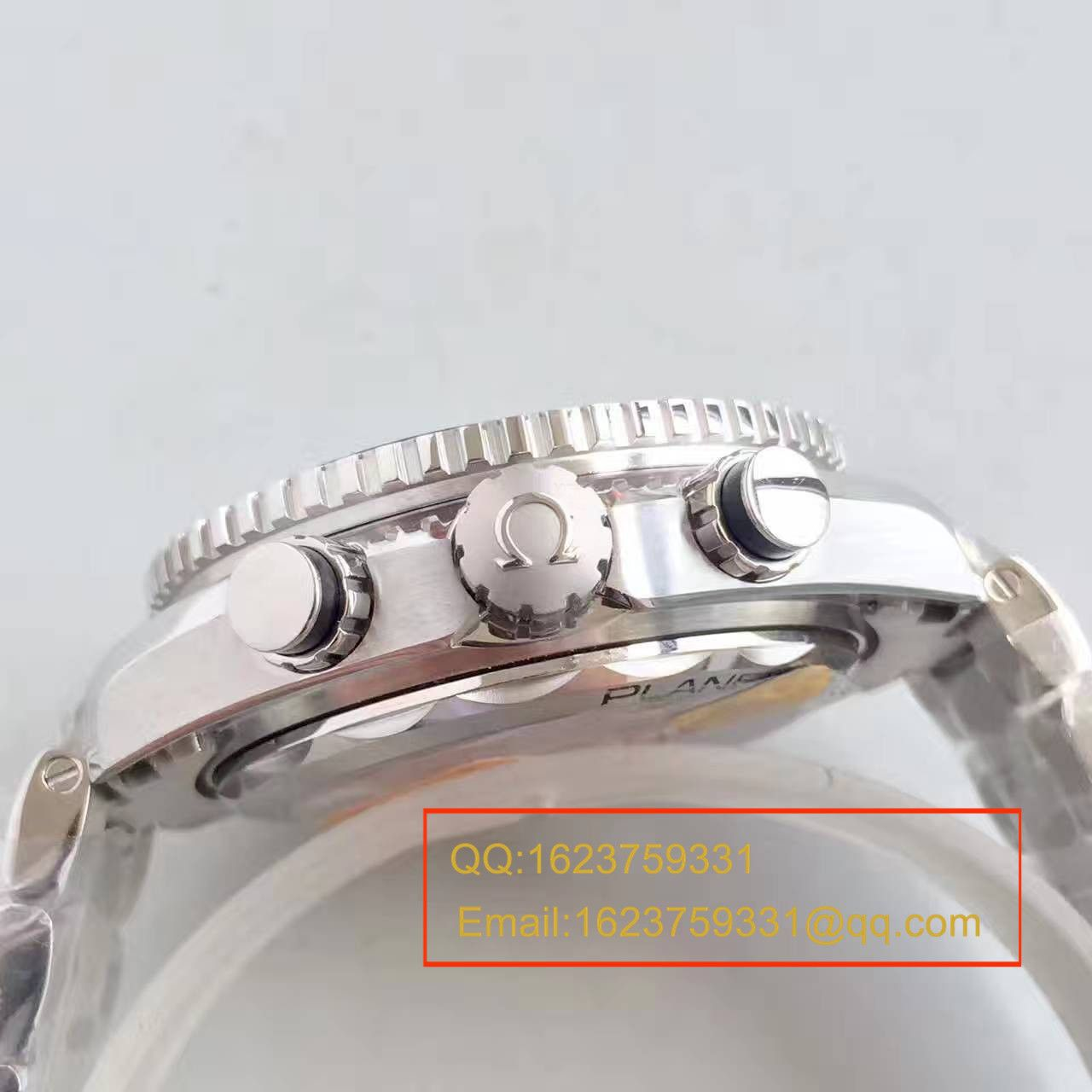 【视频评测OM厂1:1超A精仿手表】欧米茄海马系列《海洋宇宙600米》215.33.46.51.01.001腕表 / M202
