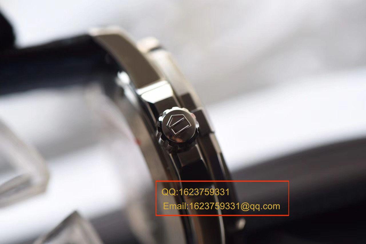 【HBBV6厂一比一超A高仿手表】泰格豪雅竞潜系列WAY211B.FC6363腕表 / TGAH051