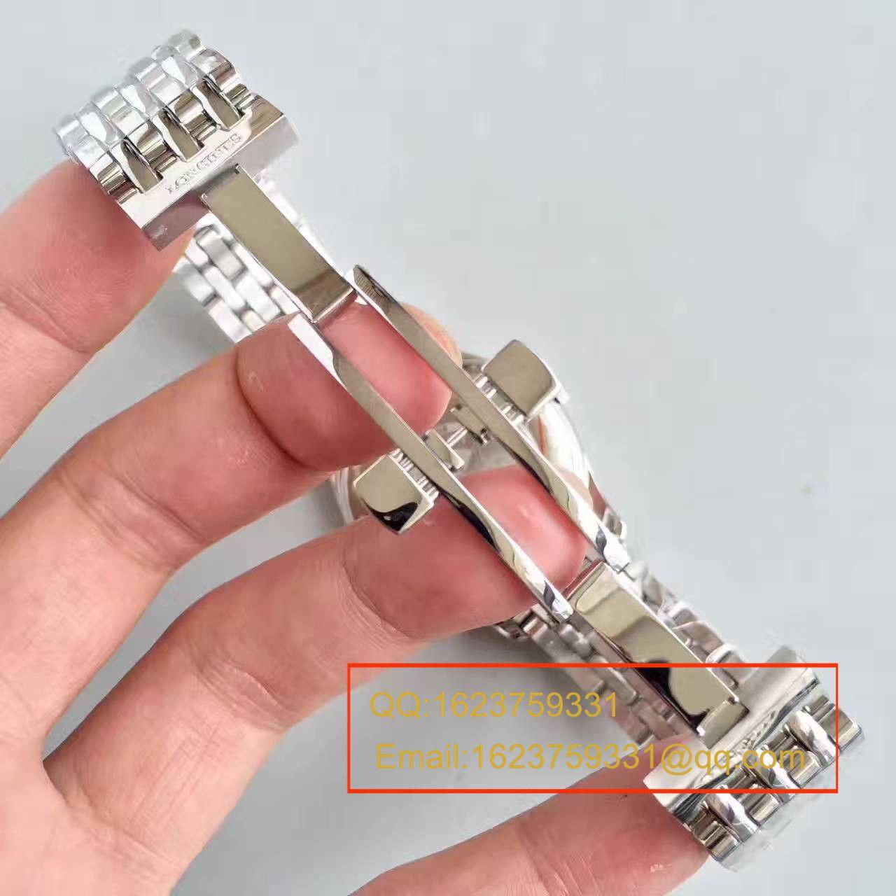 【台湾厂1:1顶级复刻手表】浪琴雅致系列L4.898.4.11.6腕表 / L070