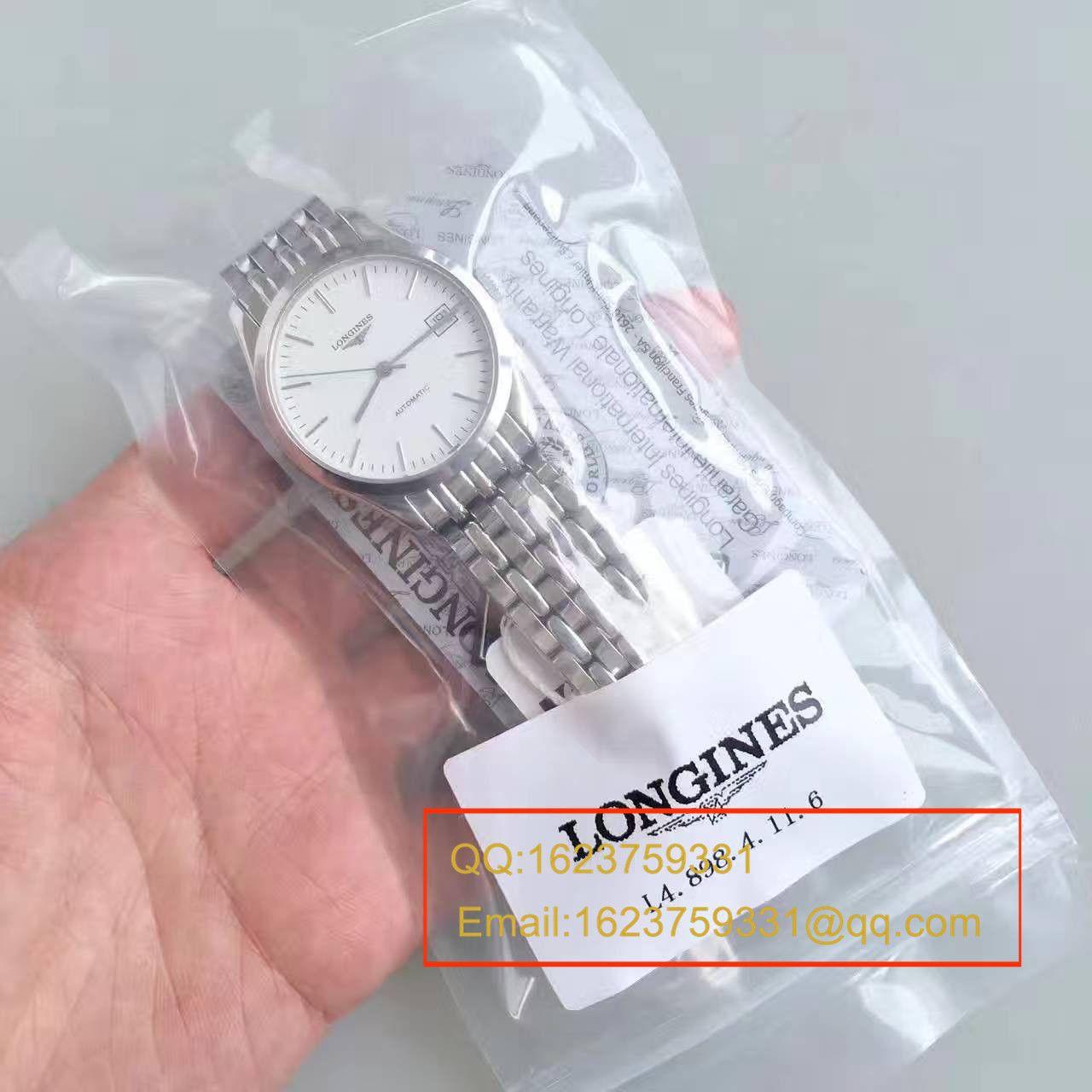 【台湾厂1:1复刻手表】浪琴雅致系列L4.898.4.12.6腕表 / L071