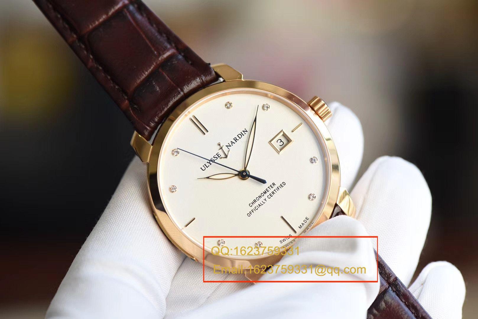 【视频评测FK一比一超A高仿手表】雅典鎏金系列8156-111b-2/991腕表 / YD008