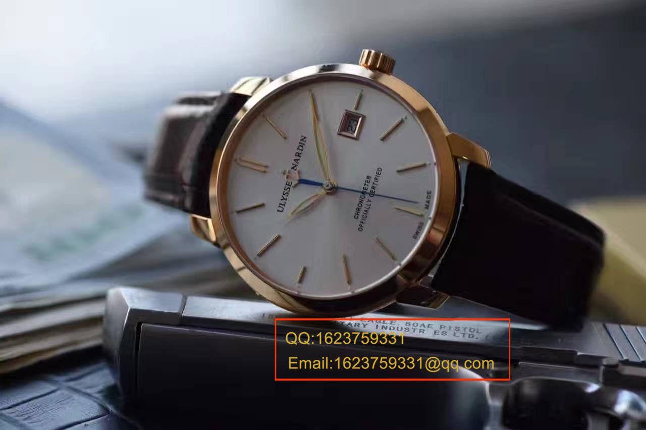 【FK厂一比一精仿手表】雅典鎏金系列8156-111-2/90腕表 / YD003