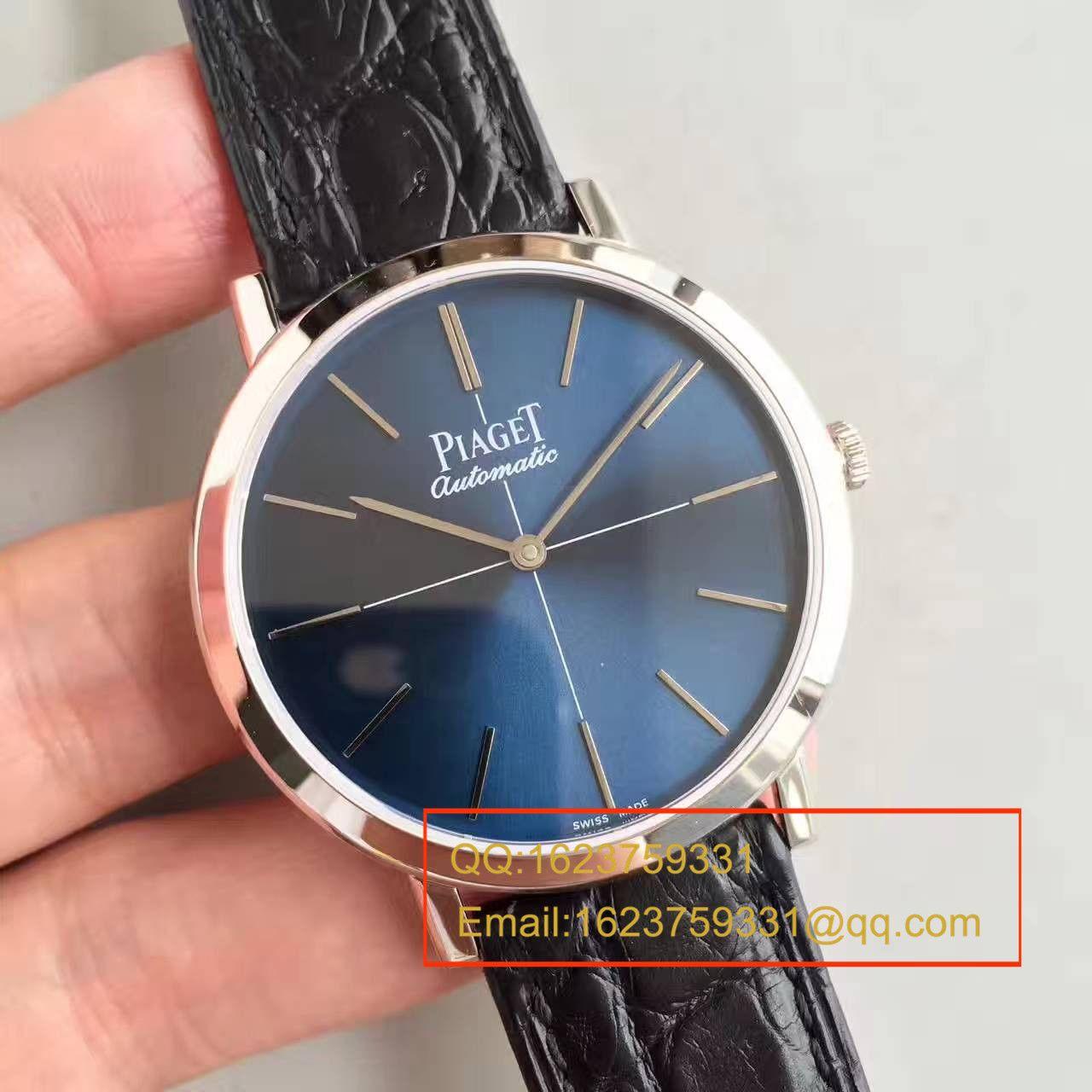 【台湾厂一比一高仿手表】伯爵ALTIPLANO系列G0A42105腕表 / PT015