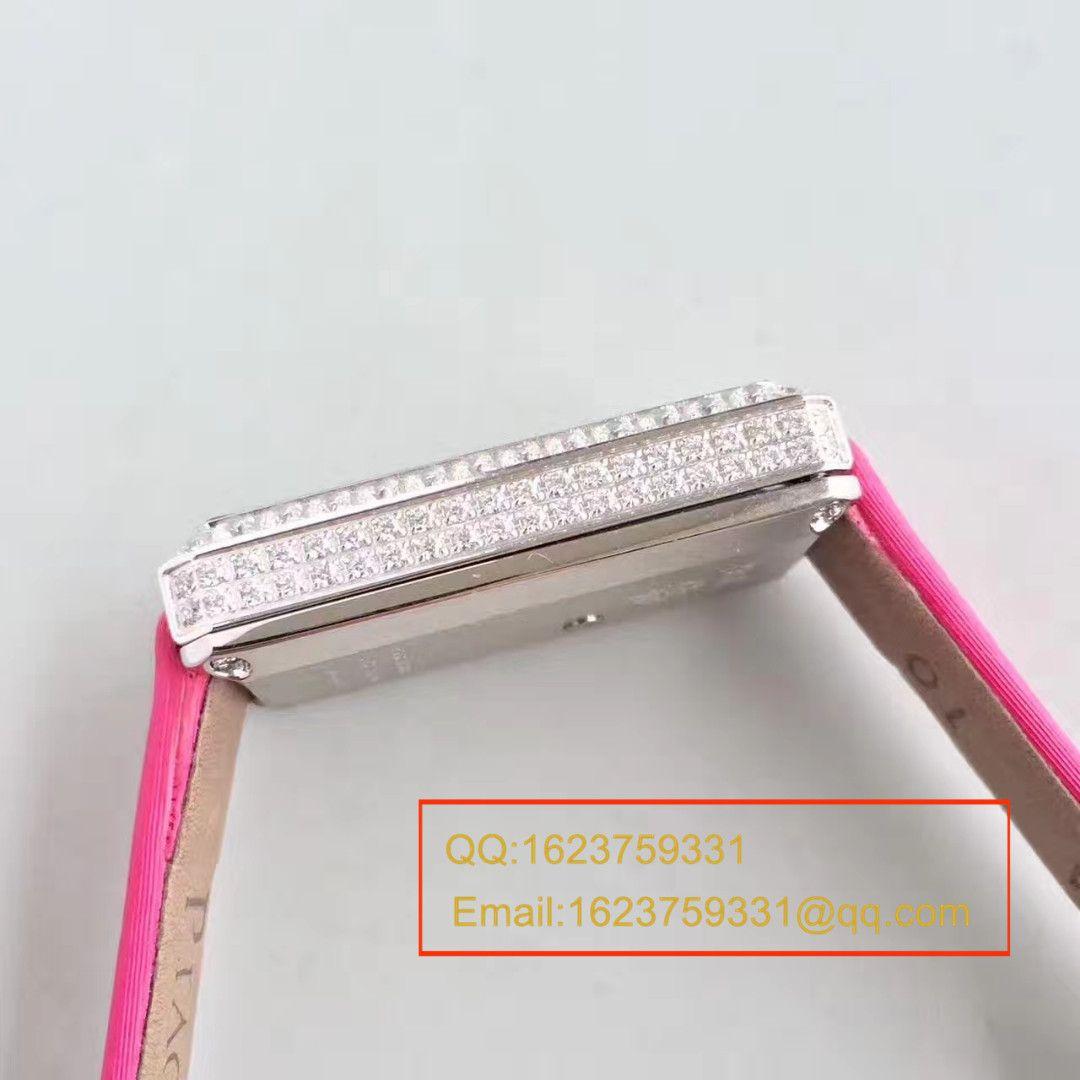 【台湾厂一比一超A高仿手表】伯爵 LIMELIGHT DIAMONDS系列 G0A39201女士石英腕表 / PT020