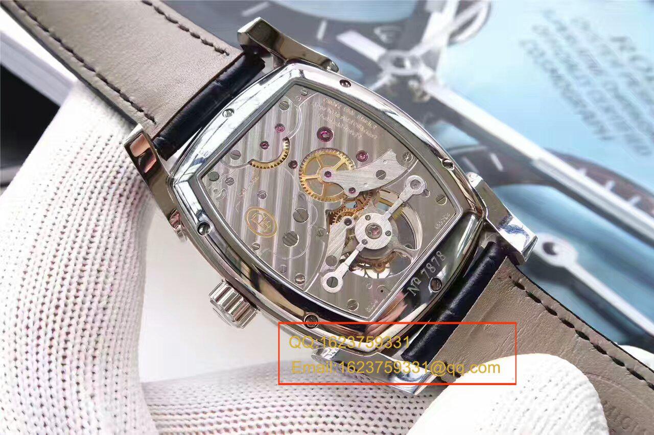 【视频评测BM1:1精仿手表】帕玛强尼TOURBILLON系列PF011255.01陀飞轮腕表 / PM014