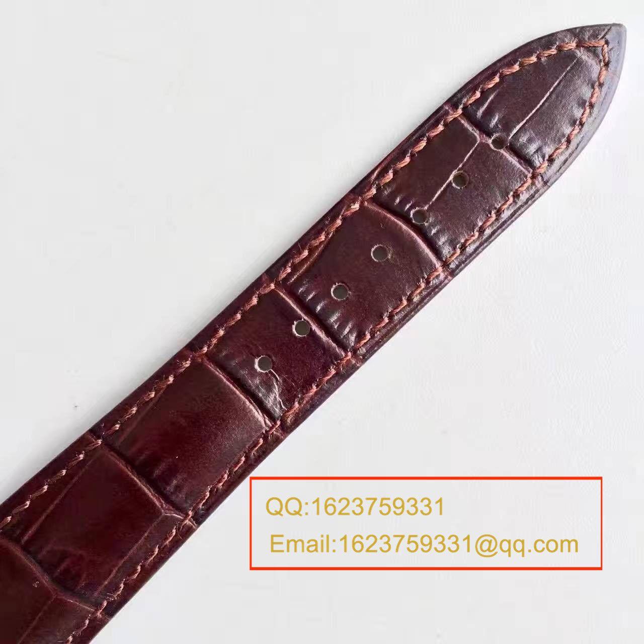 【LH厂一比一超A高仿手表】积家Master超薄大师系列Q1322410自动陀飞轮腕表 / JJ077