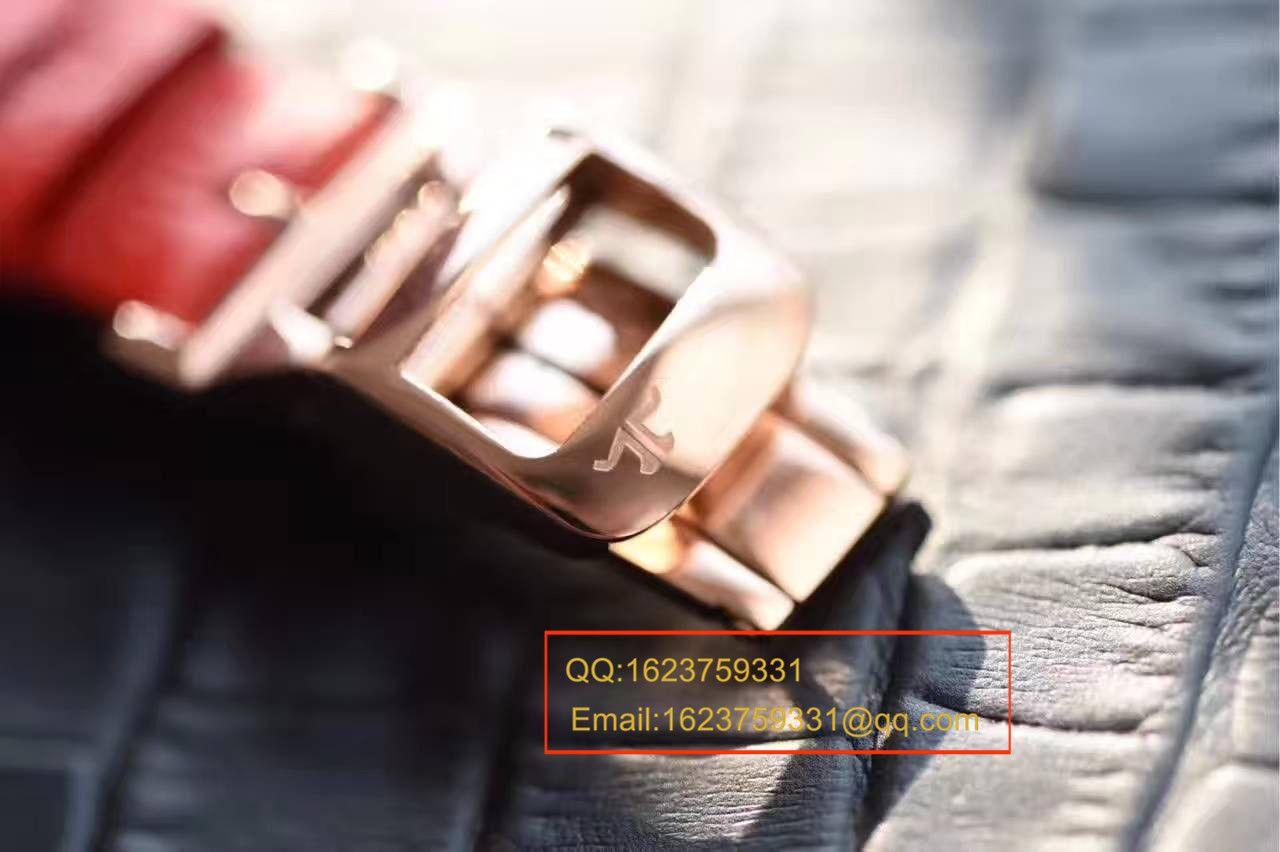 【TF一比一超A高仿手表】积家约会系列新款约会系列3441420女士黄金壳机械腕表 / JJBB116