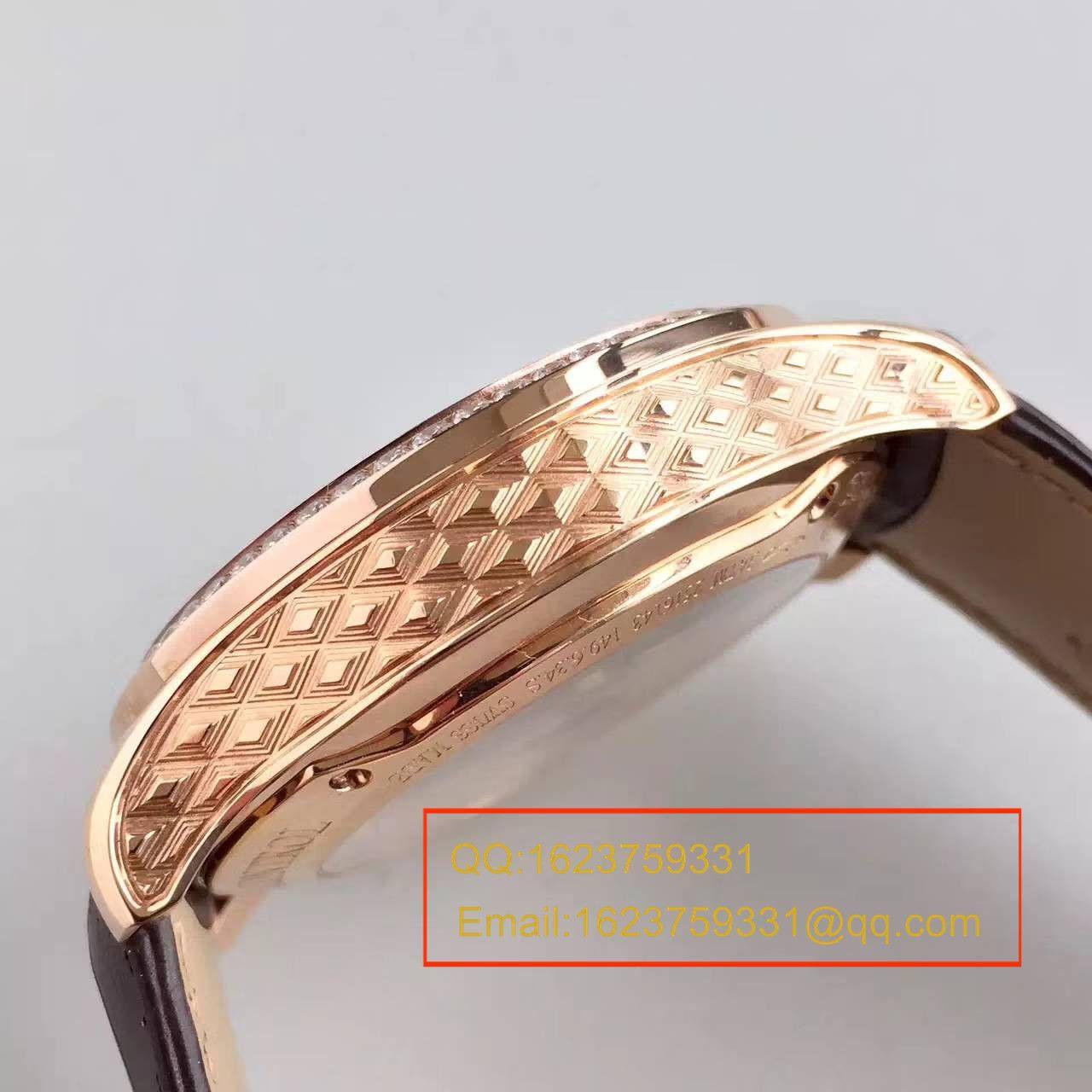 【TF厂一比一超A精仿手表】积家约会系列Q3412405陀飞轮腕表 / JJ080