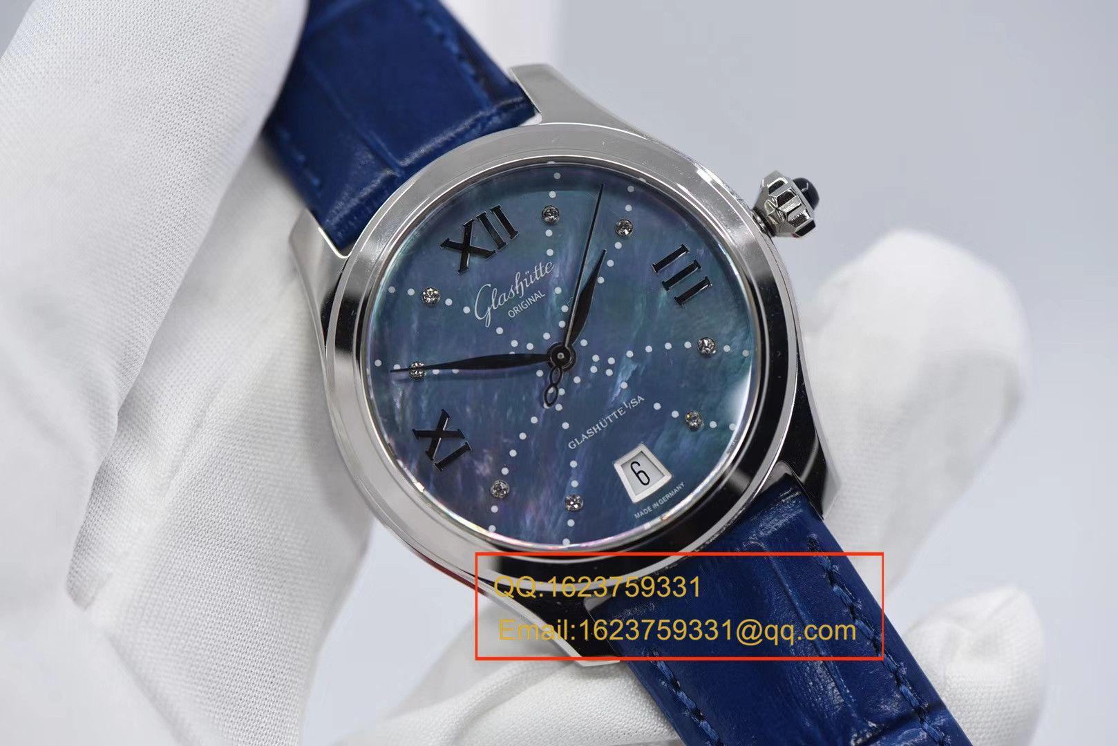 【FK一比一超A复刻手表】格拉苏蒂原创女表系列 1-39-22-11-02-04腕表 / GLA050