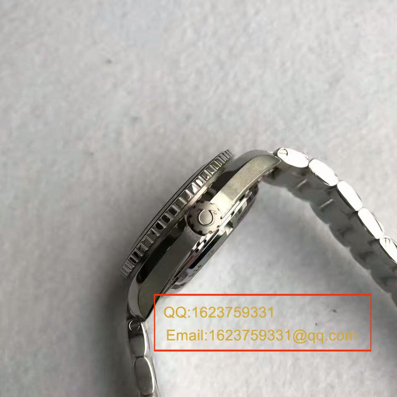 【KW厂一比一超A高仿】欧米茄海马系列231.12.42.21.01.002 男士机械手表 《钢带款》 / M137