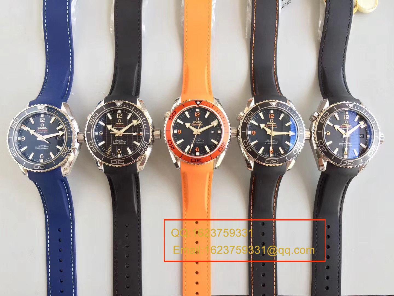 【OM一比一超A高仿手表】欧米茄海马海洋宇宙600米腕表系列232.32.46.21.01.005腕表 / MBB130