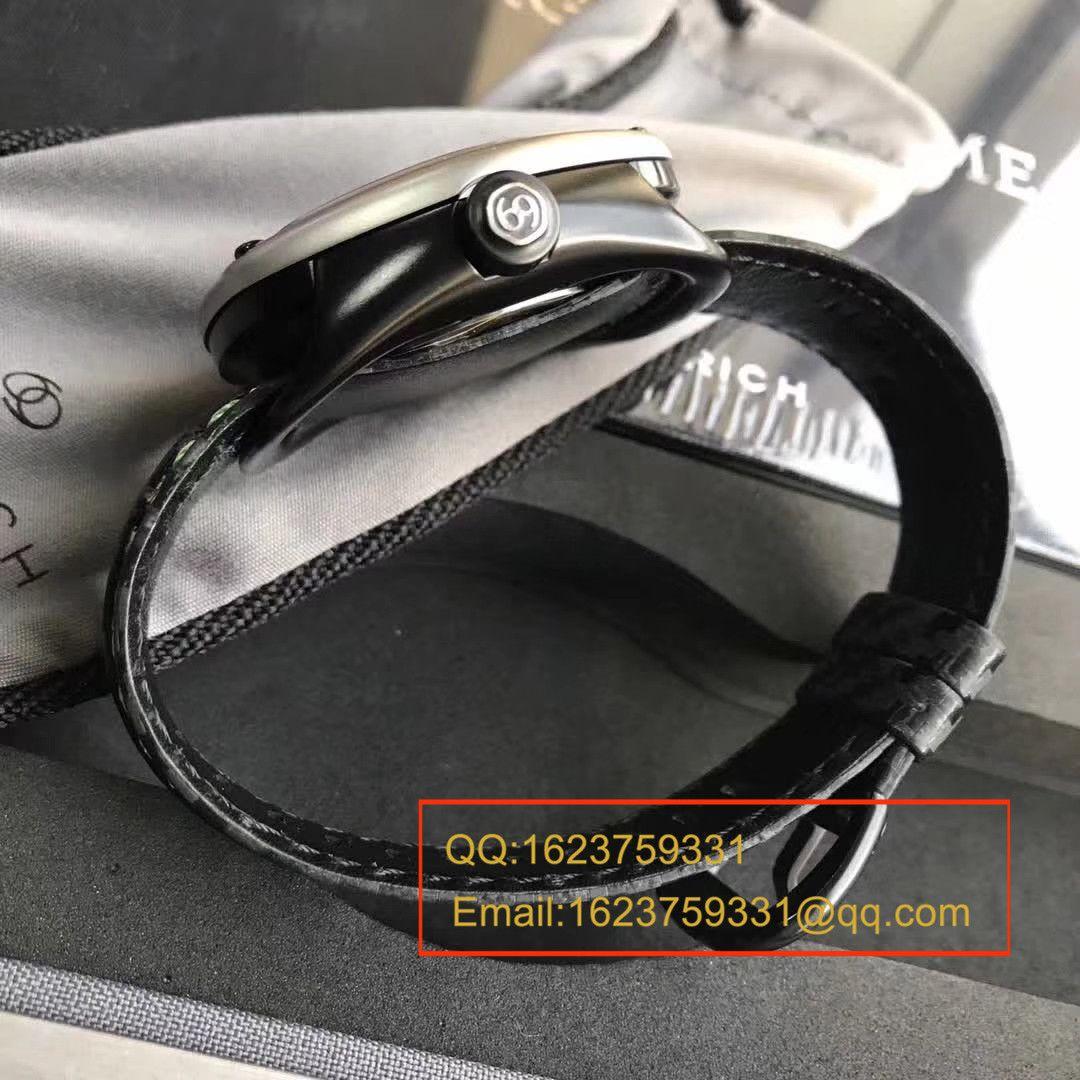 【视频评测】德国品牌Dietrich帝特利威男士腕表、原单正品、全新全套出!保真! / Dietrich01