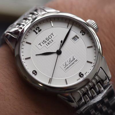 【台湾厂一比一超A高仿手表】天梭力洛克T-CLASSIC系列T006.408.11.037.00腕表