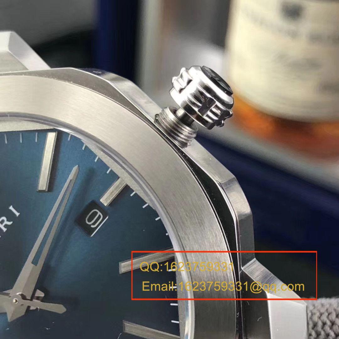 【UF一比一超A高仿手表】宝格丽OCTO系列102429 BGO38C3SLD腕表 / BGAI001