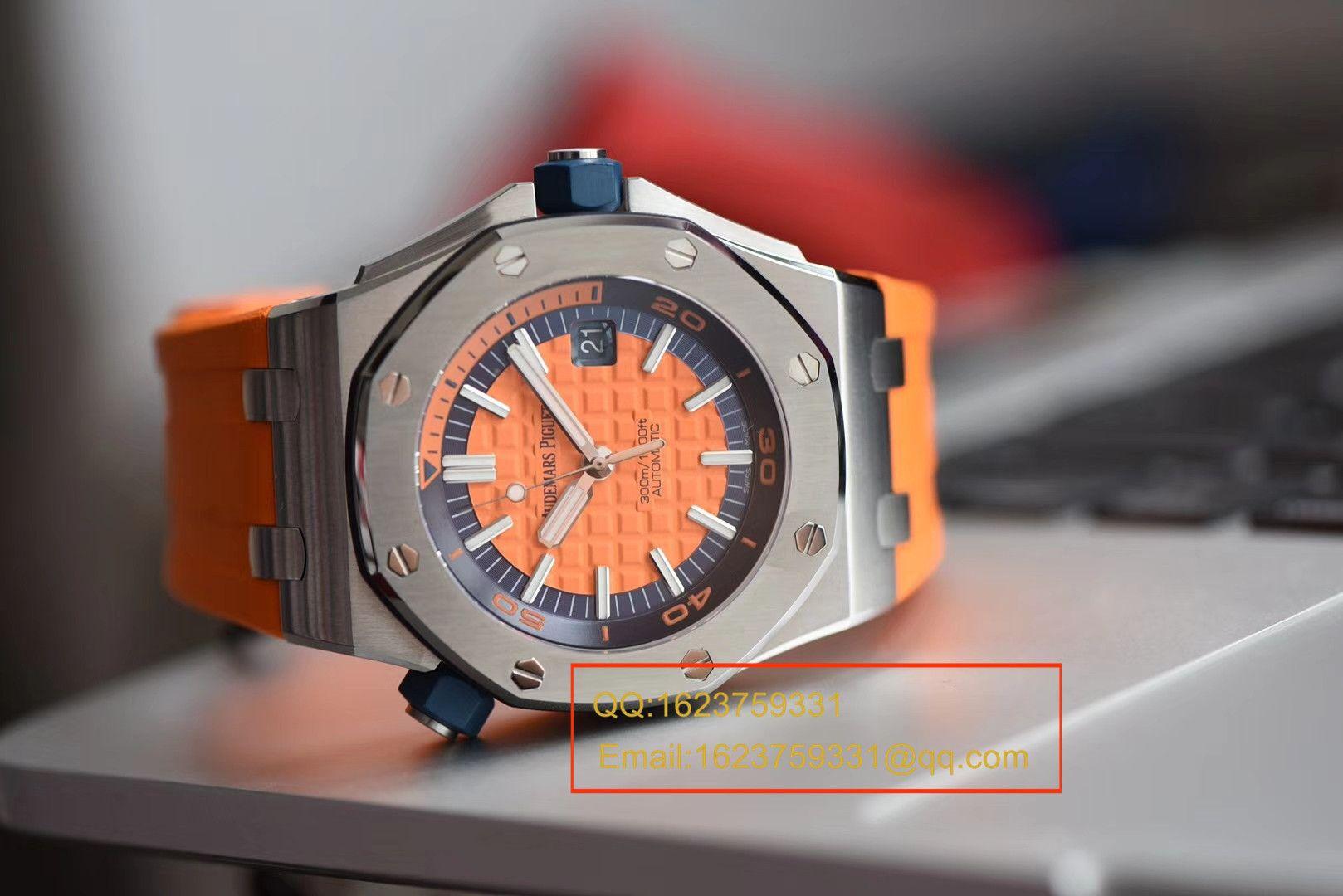 【视频评测JF一比一复刻手表】爱彼皇家橡树离岸型系列15710ST.OO.A070CA.01腕表 / APBF113B