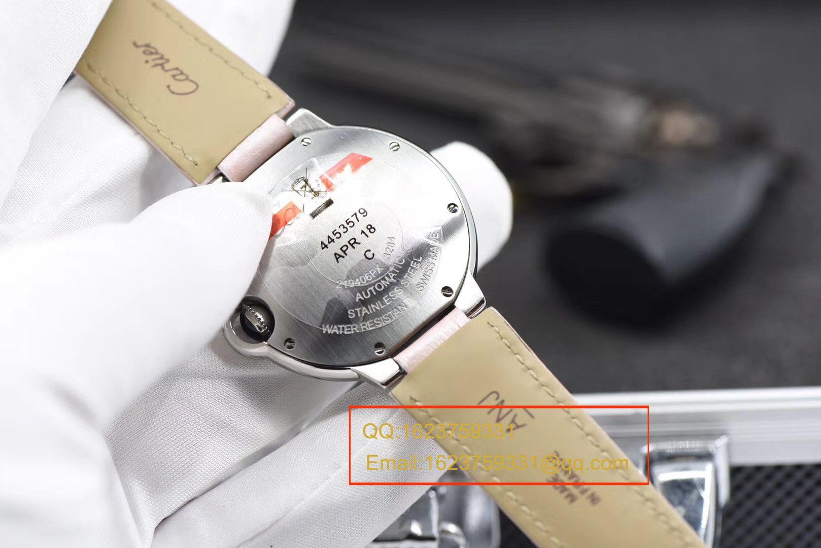 V6厂最高版本 36MM贝母面机械蓝气球女装腕表 / KDY105