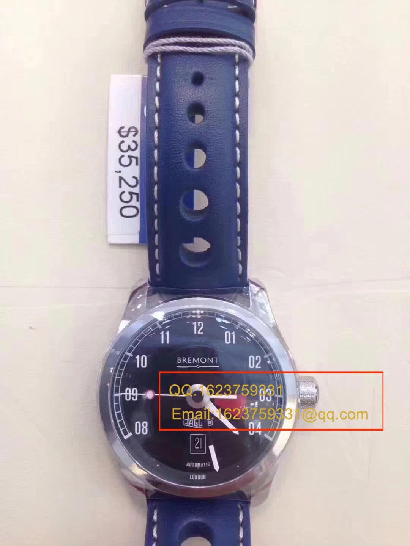 【原单正品】英国品牌 Bremont Lightweight E-type 腕表 / BM02