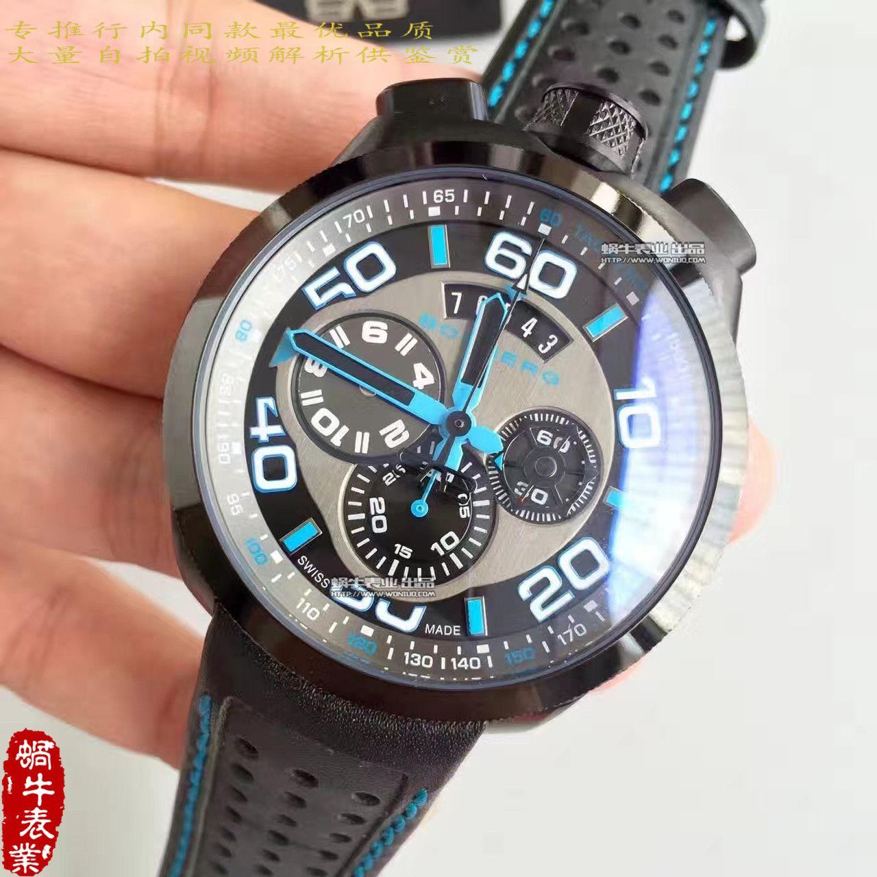 【BB厂一比一超A高仿手表】Bomberg品牌BOLT-68系列时计腕表 / BB01