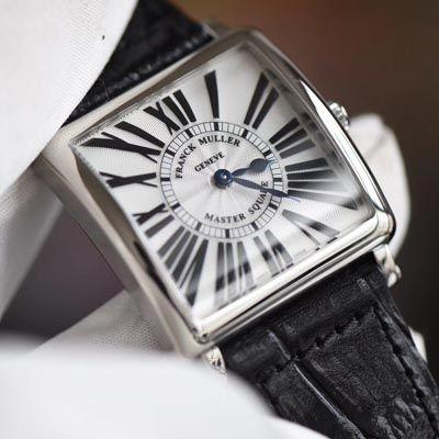 【GF一比一超A高仿手表】Franck Muller法穆兰MASTER SQUARE系列6002 M QZ女士石英腕表价格报价