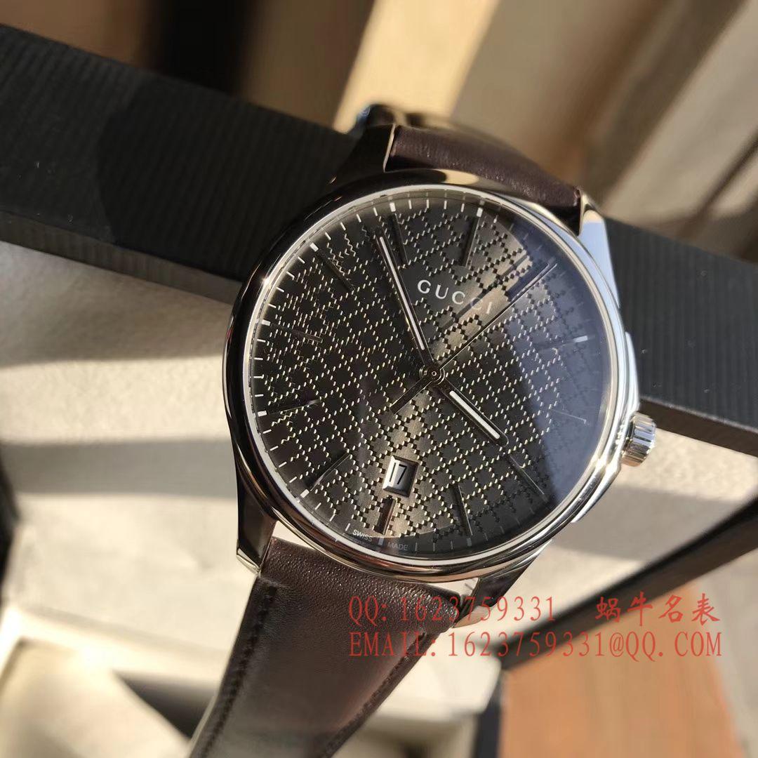 【香港原单 支持专柜验货】original Gucci,(古 驰)男女多款腕表 / GUCCI 08