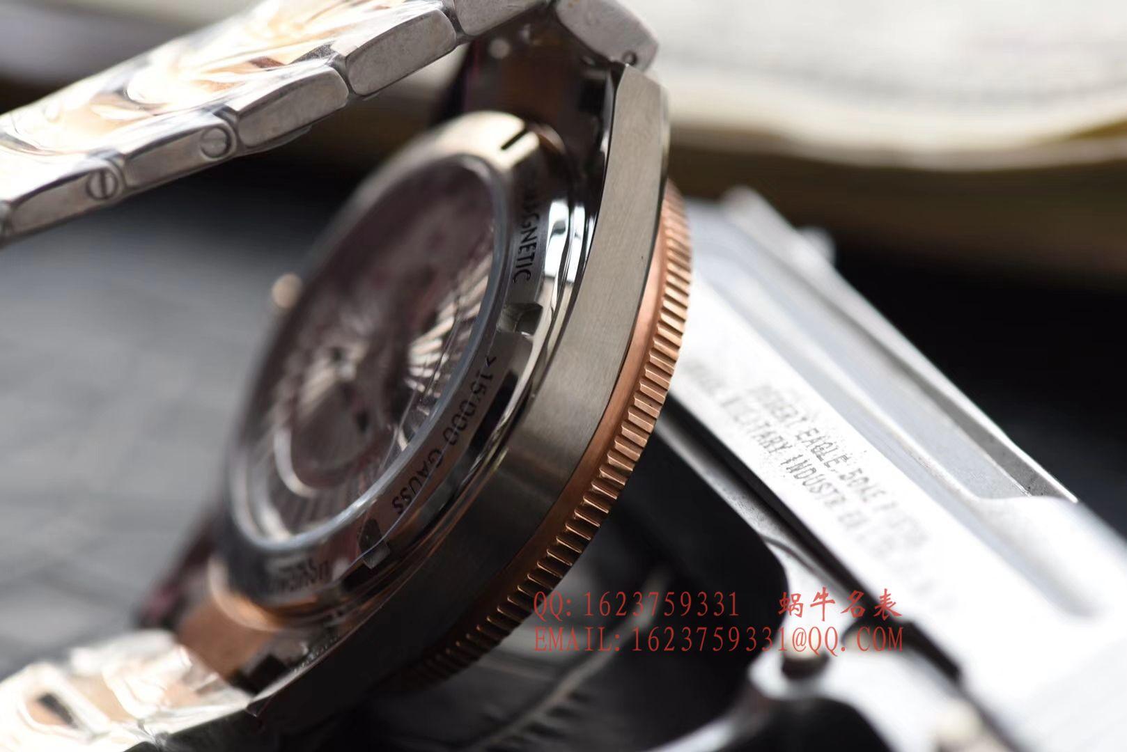 【XF一比一超A精仿手表】欧米茄海马300系列233.20.41.21.01.001腕表 / MAH184
