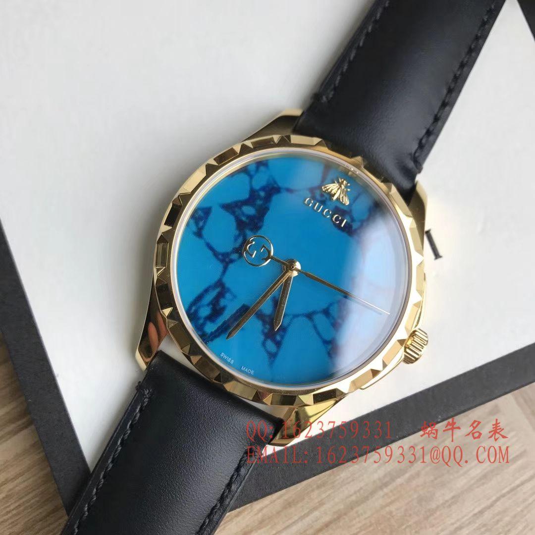 【香港原单 支持专柜验货】古驰Le Marché des Merveilles Gucci小蜜蜂女士石英腕表 / GUCCI 09