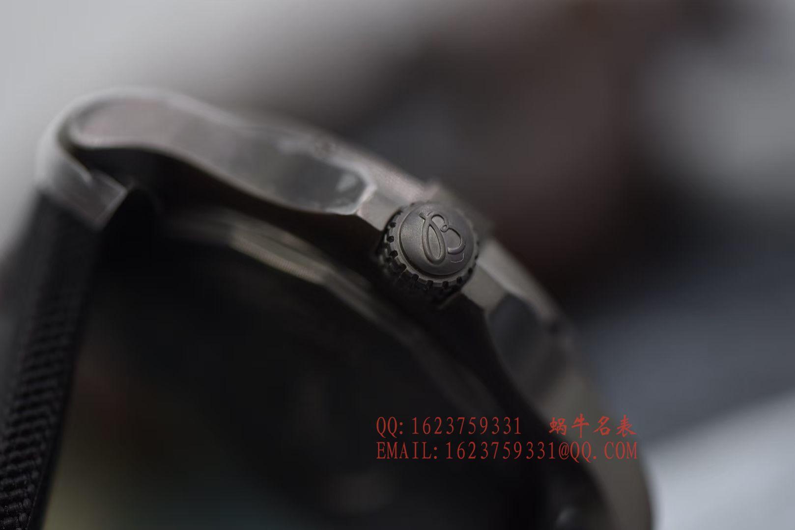 【独家视频评测GF厂一比一超A高精仿手表】百年灵复仇者系列A3239011|BC35|152S|A20S.1复仇者二代GMT腕表 / BLBA075