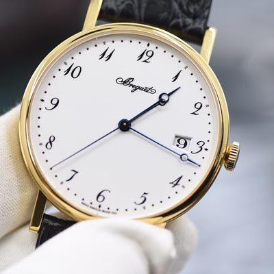 【独家视频评测MK厂一比一超A高仿手】宝玑Breguet经典系列5177BA/29/9V6腕表